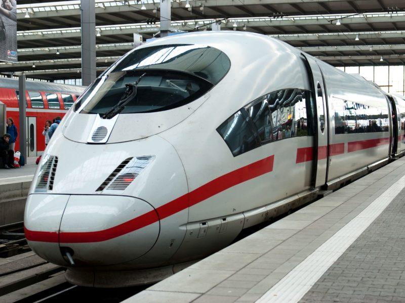 Nachtzug Interrail