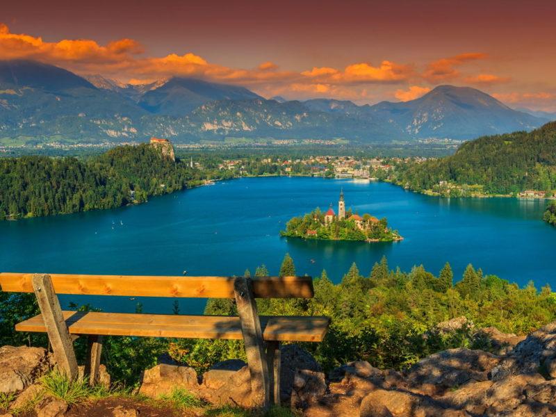 Natur erleben in Slowenien