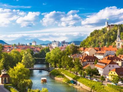 Mit dem Nachtzug nach Ljubljana in Slowenien reisen