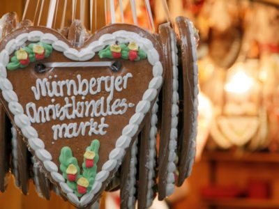 Mit dem Nachtzug zum Christkindl Markt nach Nürnberg reisen