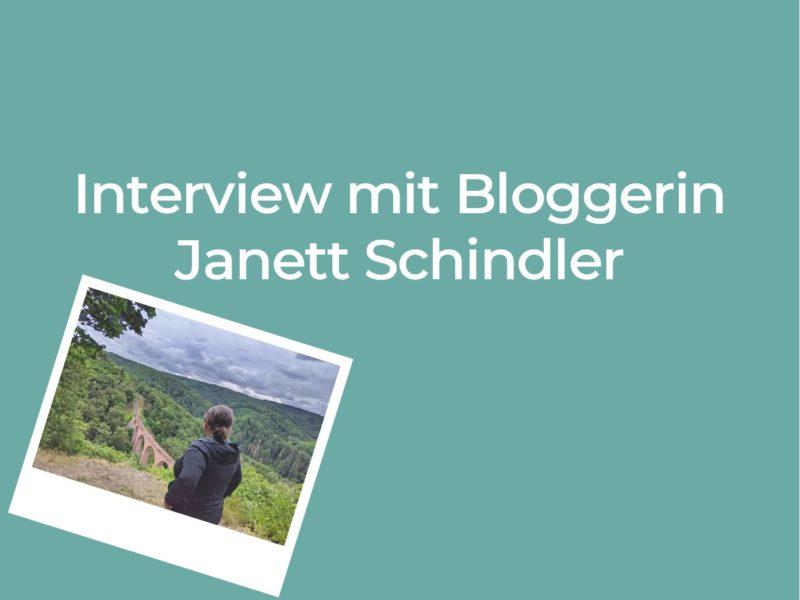 Interview Janett Schindler