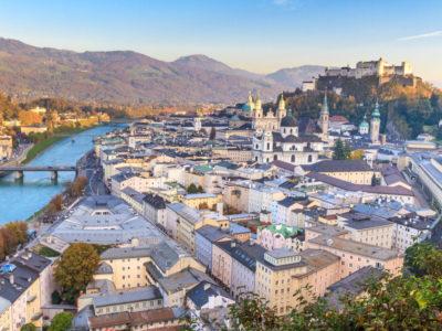 Salzburg mit dem Nachtzug erleben