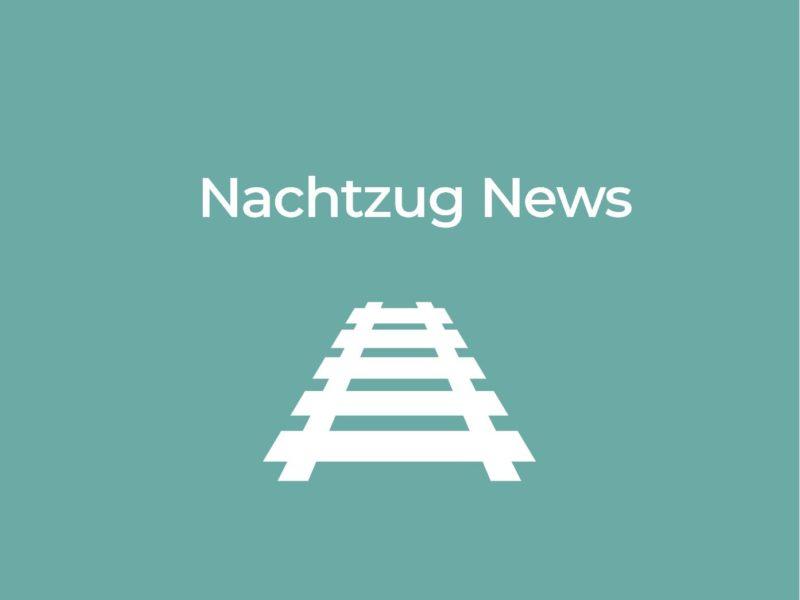 Nachtzug News