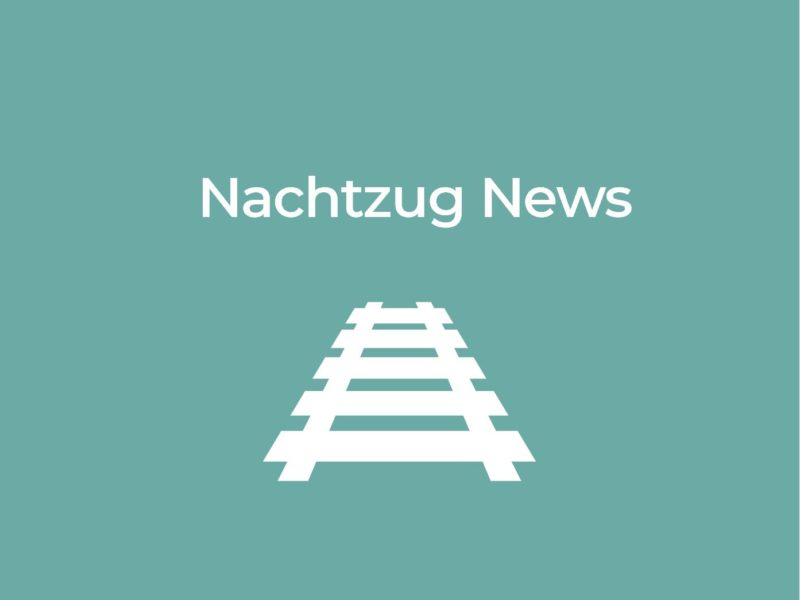 Flixtrain kündigt Nachtzug Verbindung von Hamburg nach München an